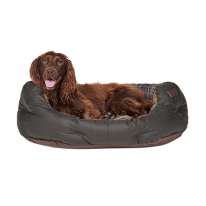 Barbour-Medium-Dog-Bed