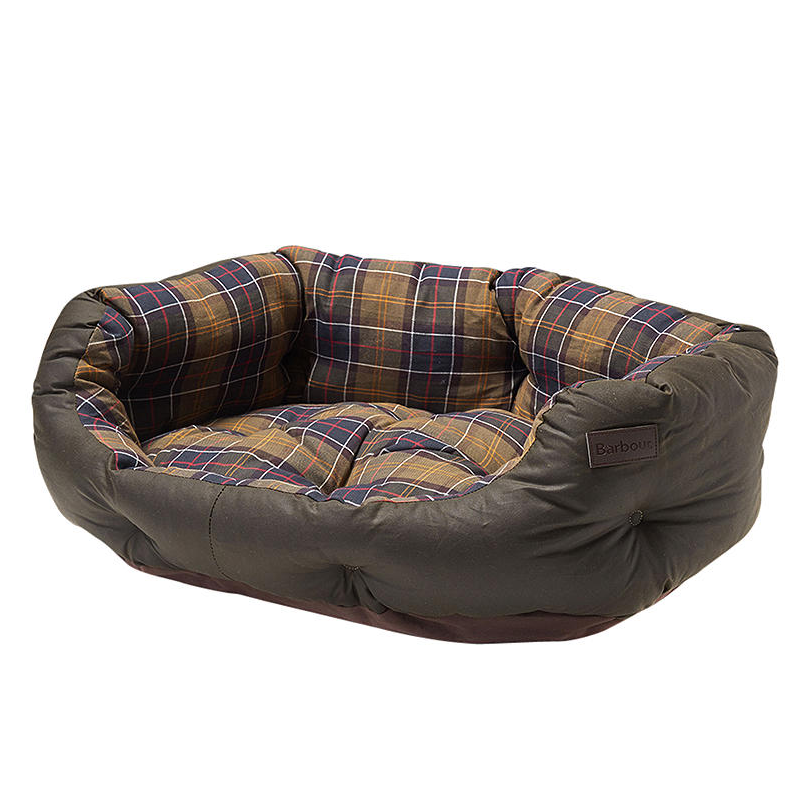 Barbour Waxed Cotton Dog Bed Dog Bed Advisor