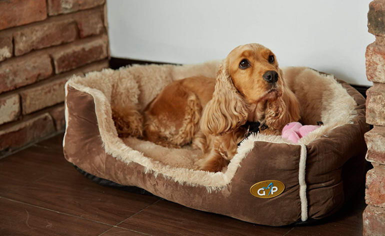 Gor-Pets-Nordic-soft-snuggle-dog-cat-bed