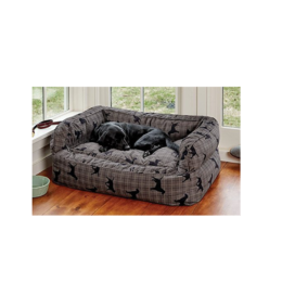Orvis-Comfortfill-couch-dog-bed