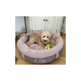 Wolfybeds-luxury-wraparound-fleece dog bed