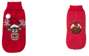 House of Paws christmas jumpers for dogs